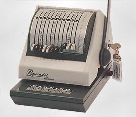 Check Writer Machine