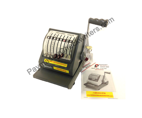 Model-9000-8-Check-writer